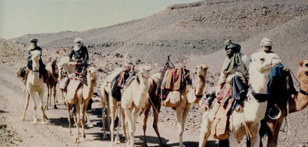 تجارة العرب بأوروبا وصلتهم بها