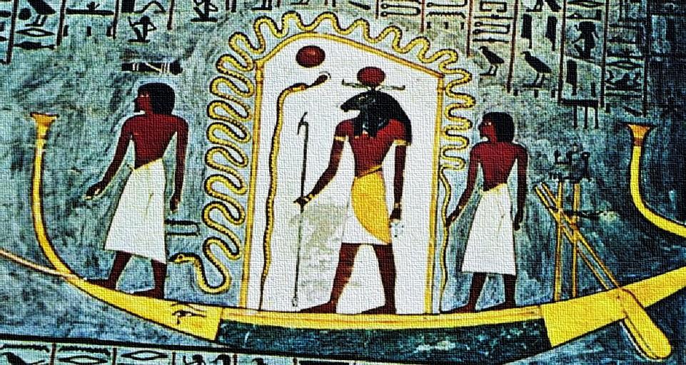 ديانة المصريين القدماء