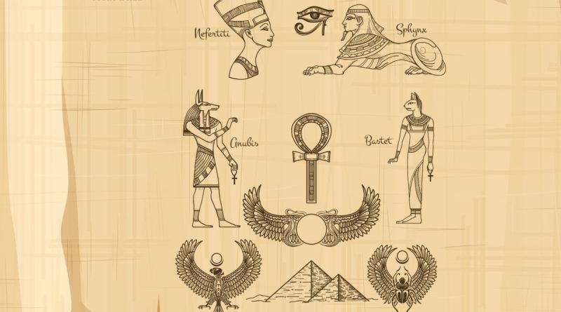 في مصر القديمة حقائق تطور فن الرسم على الجدران والمقابر الفرعونية 800x445 1