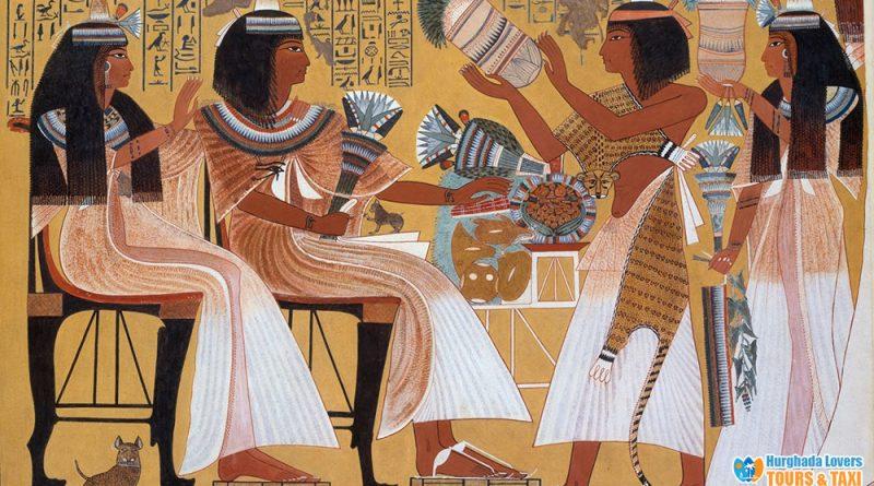 أسماء المصريين القدماء النساء