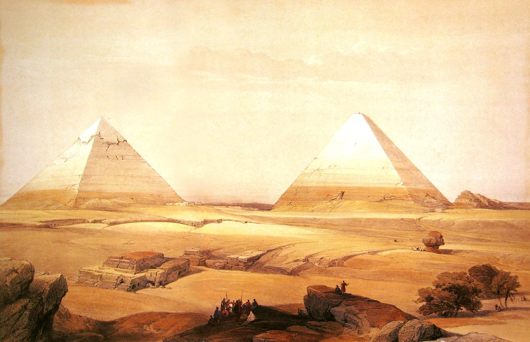 مصادر ديانة المصريين القدماء