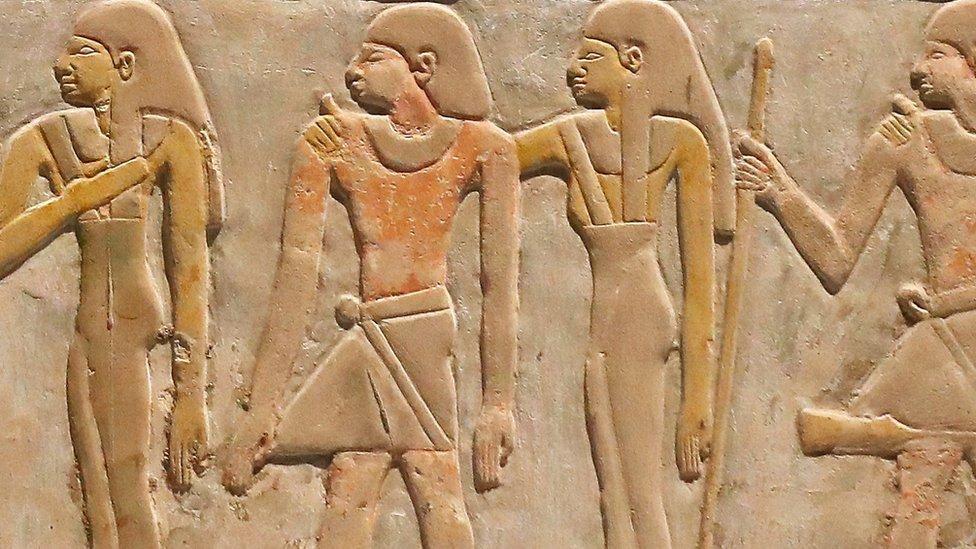 النحت في مصر القديمة بالعصر المتأخر