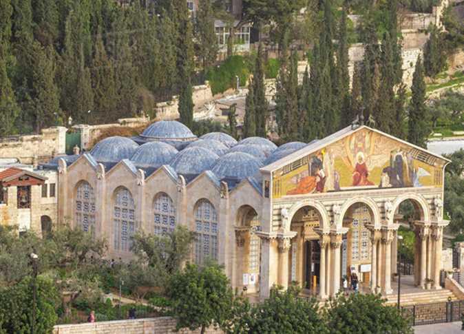 كنيسة الجثمانيه