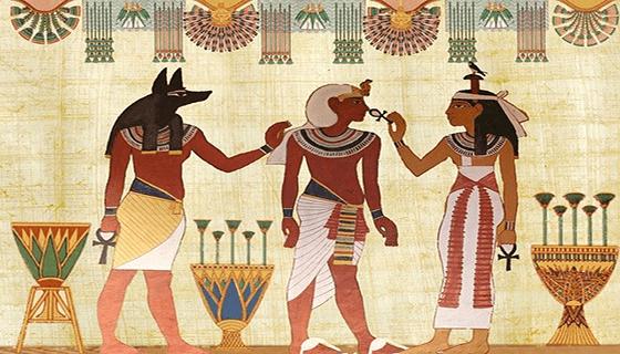 أسماء المصريين القدماء الرجال