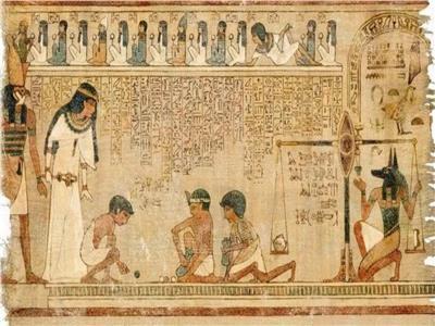 المصريين القدماء هم اول من أخترعوا الكتابة