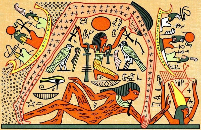 سمات الديانة المصرية القديمة