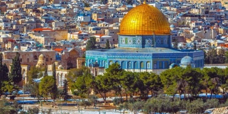 أسماء القدس المشهورة
