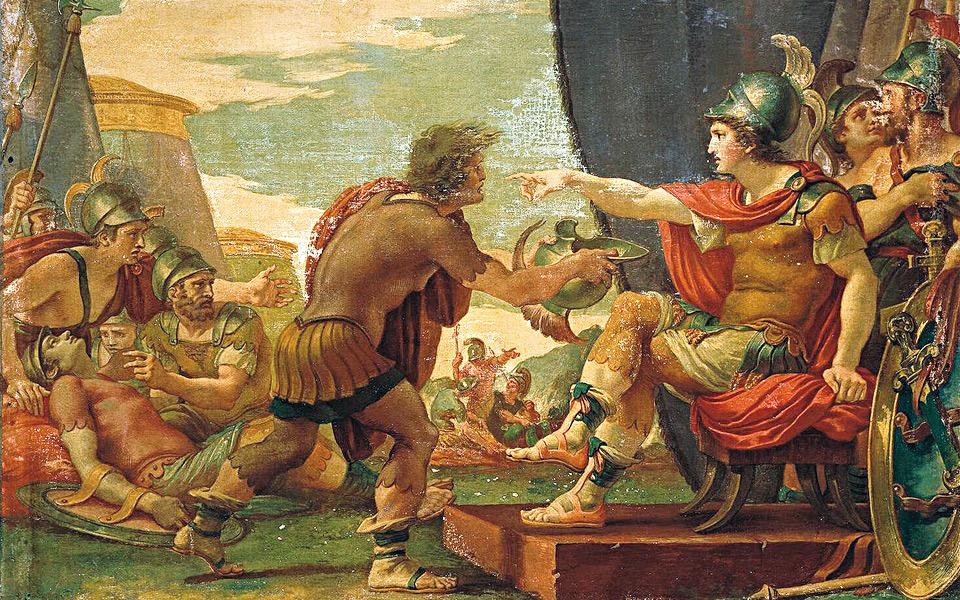 إنجازات الإسكندر الأكبر المقدوني