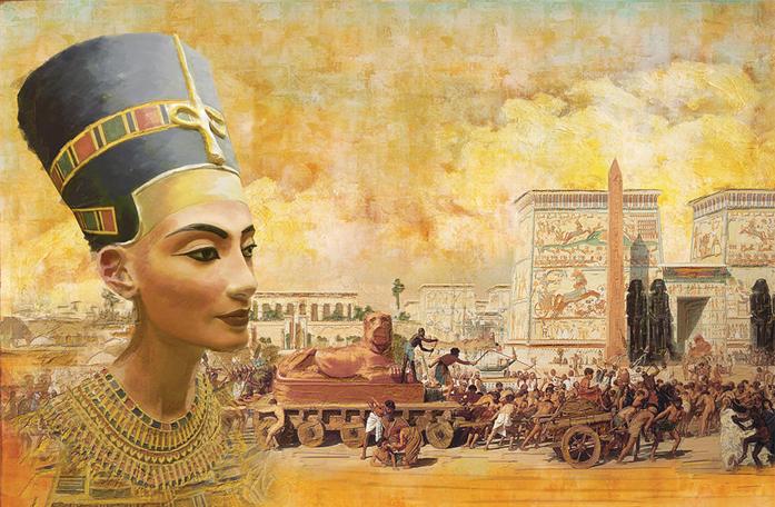 كيف كانت أسماء المصريين القدماء وعلي اي اساس كانت تدل أسماء الفراعنة