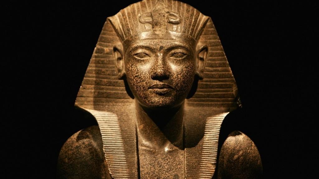 النحت عند المصريين القدماء
