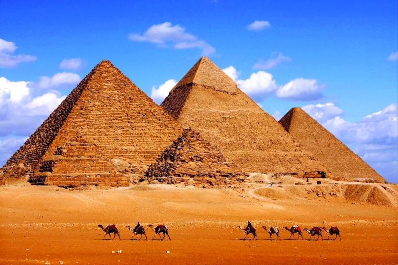 هل حقا أهرامات مصر أعظم انجاز قدّم للتاريخ ؟