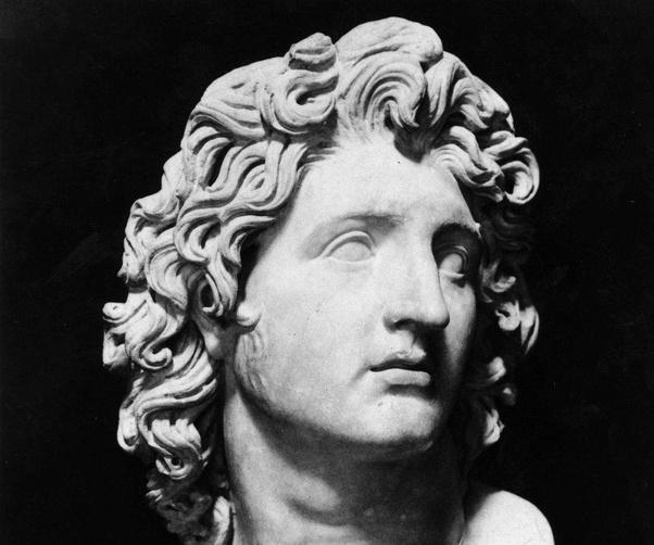 الإسكندر الأكبر المقدوني