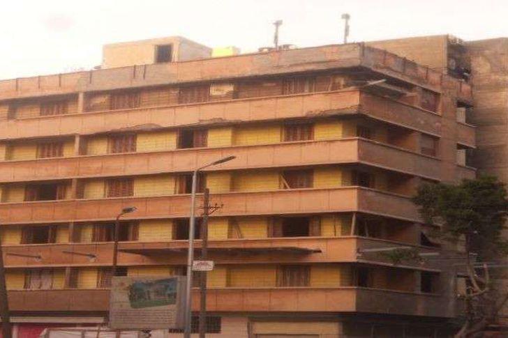 قصة عمارة رشدي أشهر عماره في اسكندرية : عمارة اشباحها طارده للسكان