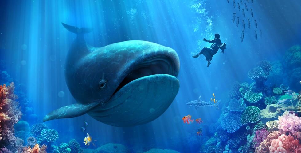 قصة سيدنا يونس في بطن الحوت وأيضا ماهي علاقة سيدنا يونس والاشوريين