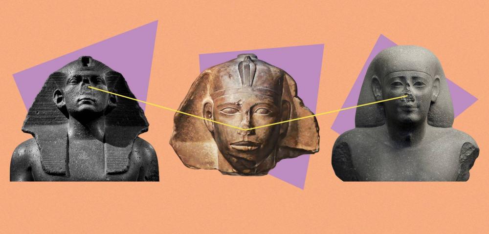 علاقة الأفروسنتريك بالمصري القديم