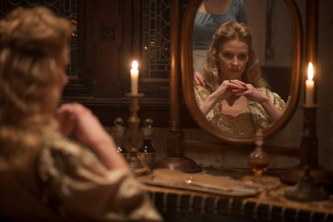 شعور الكونتيسة إليزابيث باثوري بالوحدة