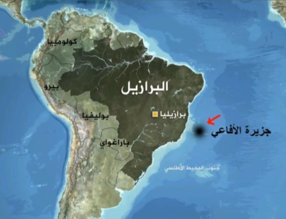 موقع جزيرة الافاعي