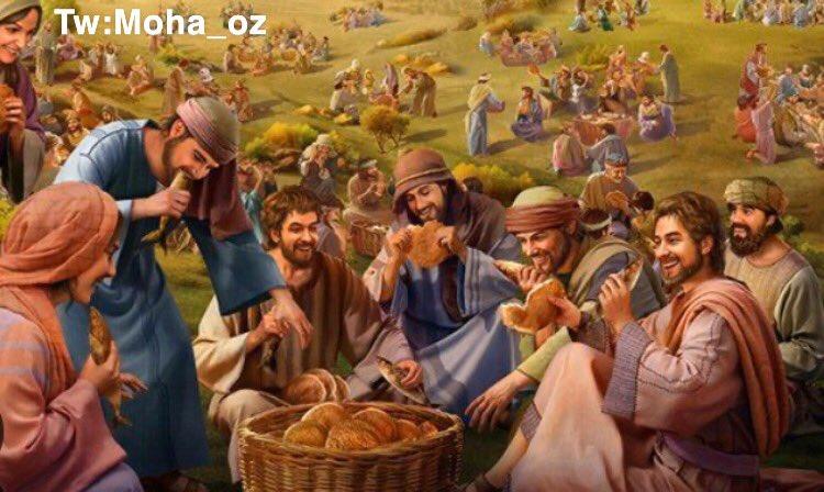 قصة مائدة سيدنا عيسى للحواريين