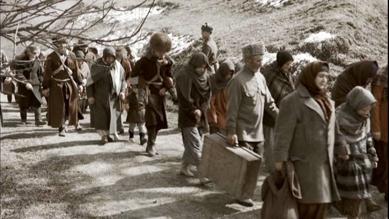 قصة مأساة تهجير شعب الشيشان