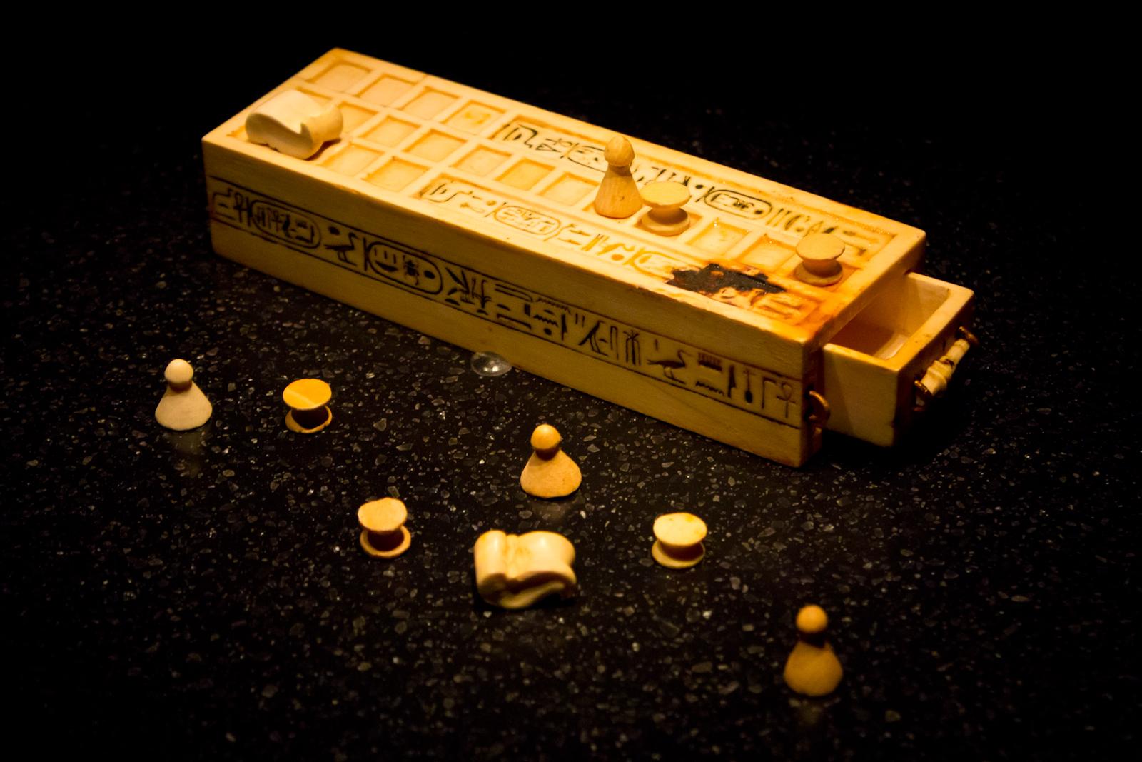 مصادر عن لعبة السنت الفرعونية
