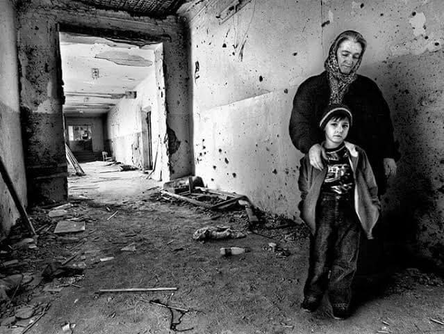 ترحيل الشعب الشيشاني من أرضه