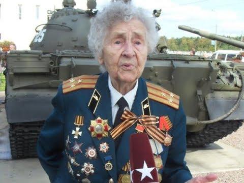 ترقية القناصة ليودميلا بافلوتشينكو
