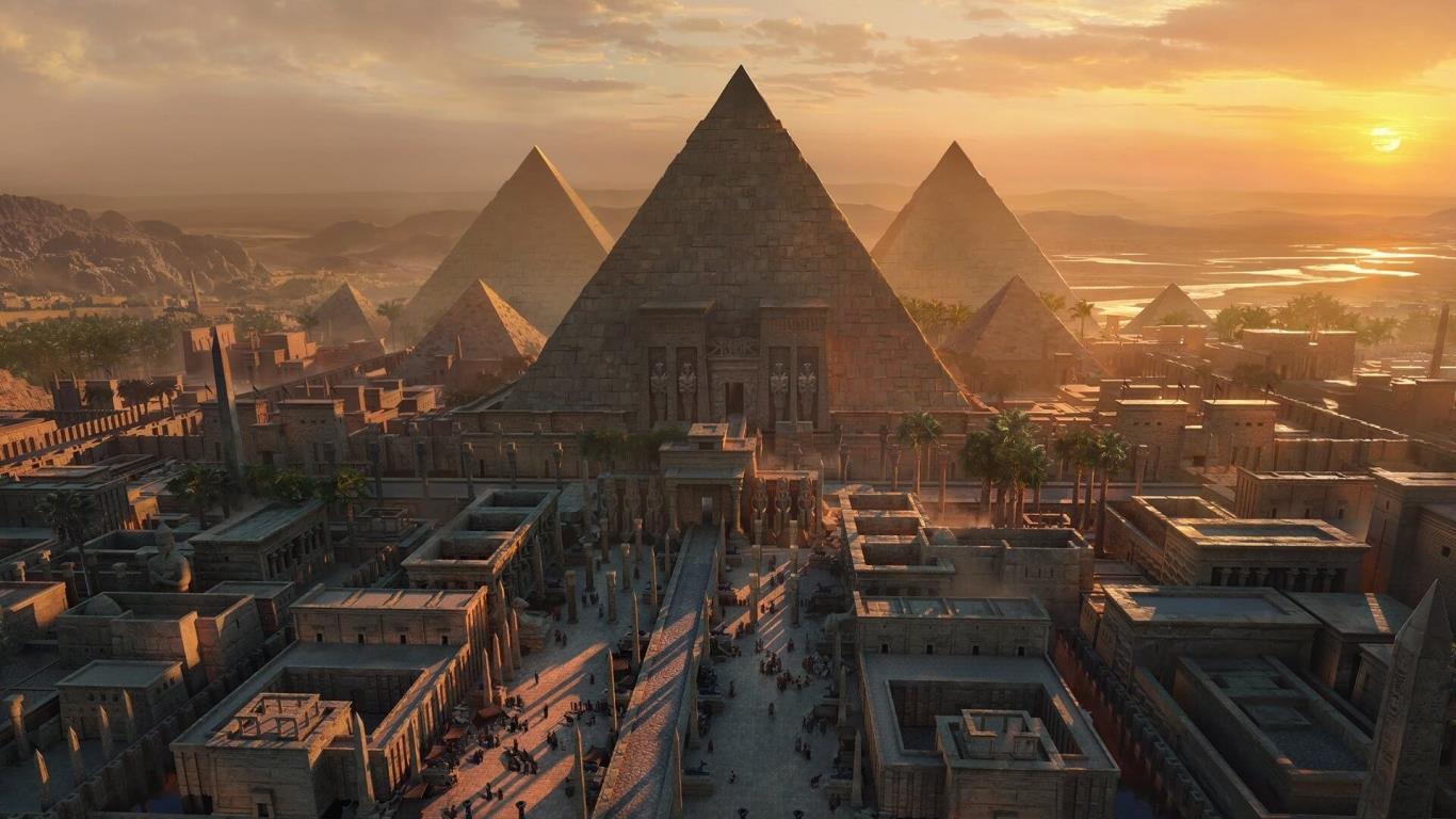 كيف كانت نهاية عصر المصريين القدماء
