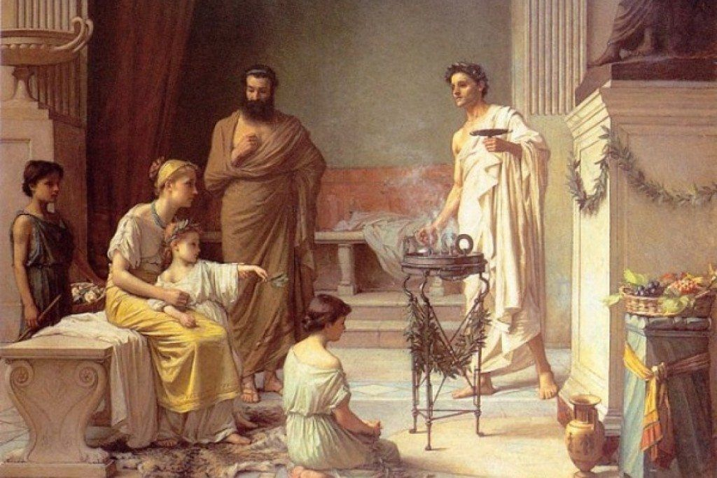 الطب في الحضارة الرومانية