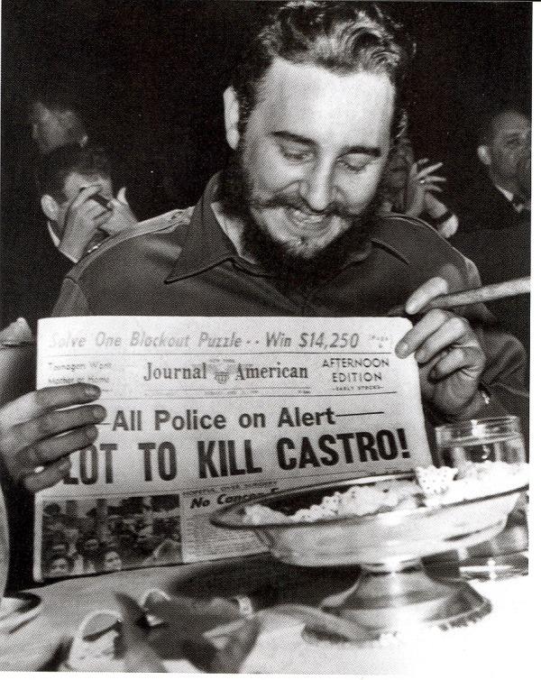 الخطة ب في اغتيال كاسترو