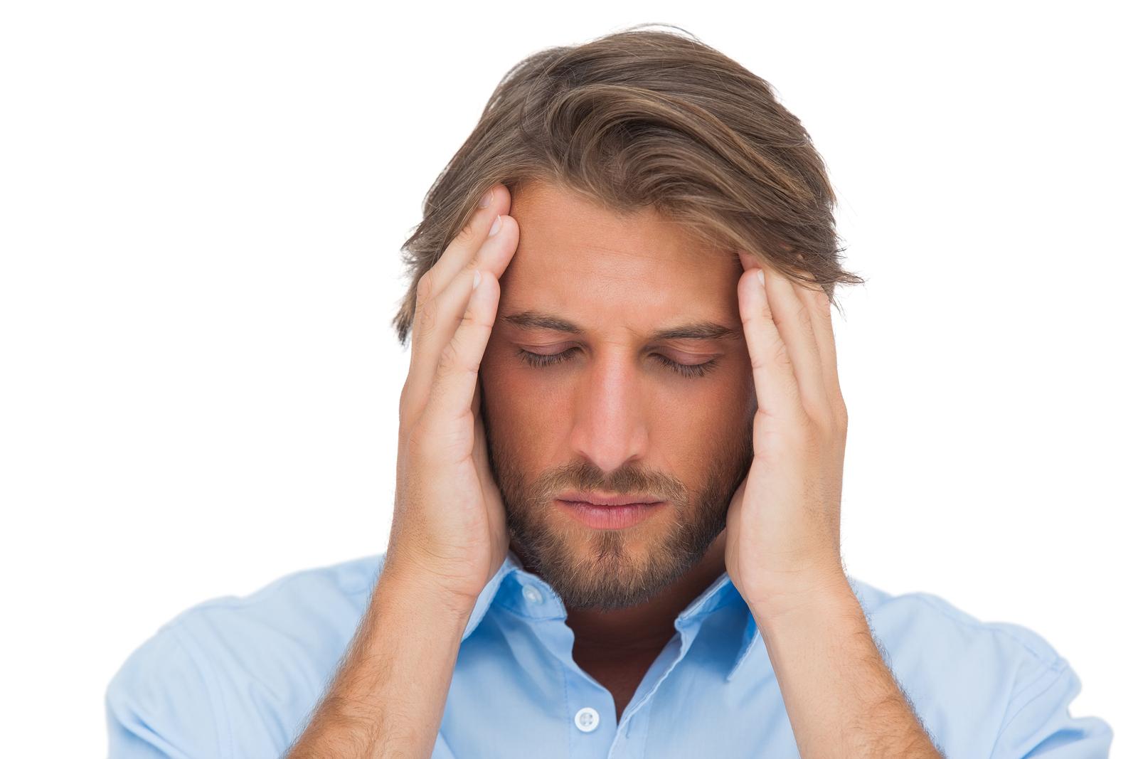 علاج الصداع بدون أدوية