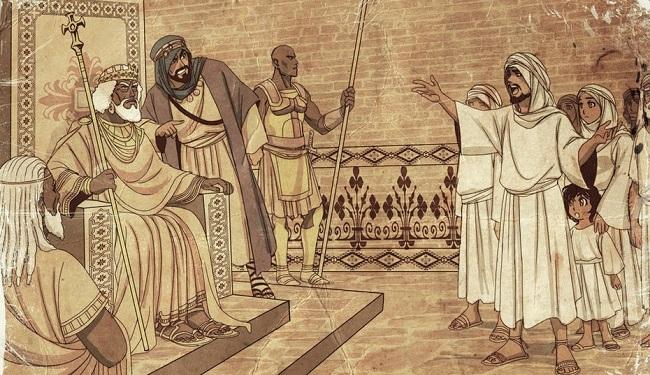انتقام ملك الحبشة من ذو النواس وبداية ظهور أبرهة