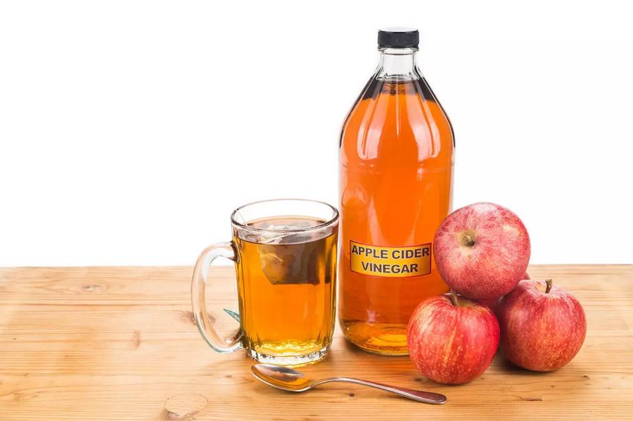 طريقة علاج الصداع بخل التفاح