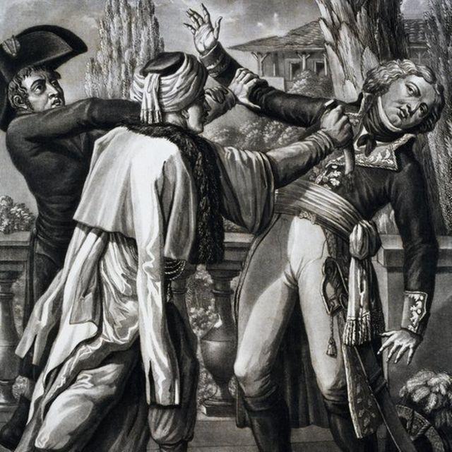 قتل سليمان الحلبي كليبر