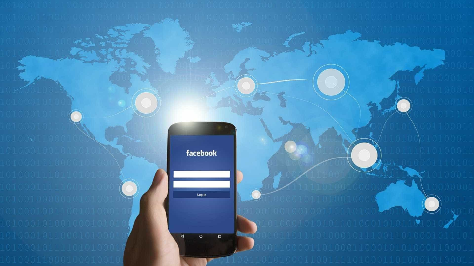 عدد مستخدمي الفيس بوك