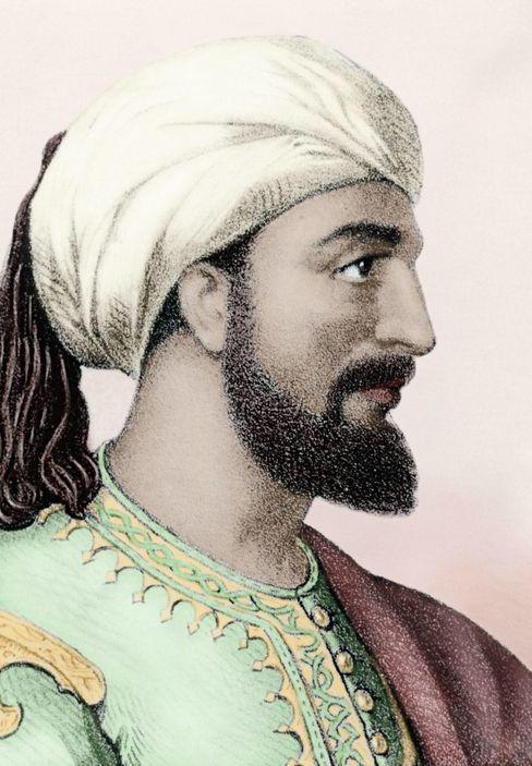 هروب عبد الرحمن الداخل الي ليبيا
