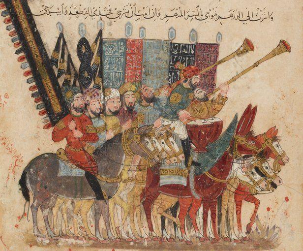 بداية مطاردة العباسيين لعبد الرحمن الداخل صقر قريش