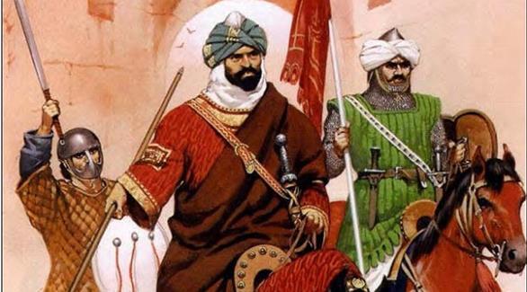 قتل الوليد بن معاوية اخو عبد الرحمن علي يد العباسيين