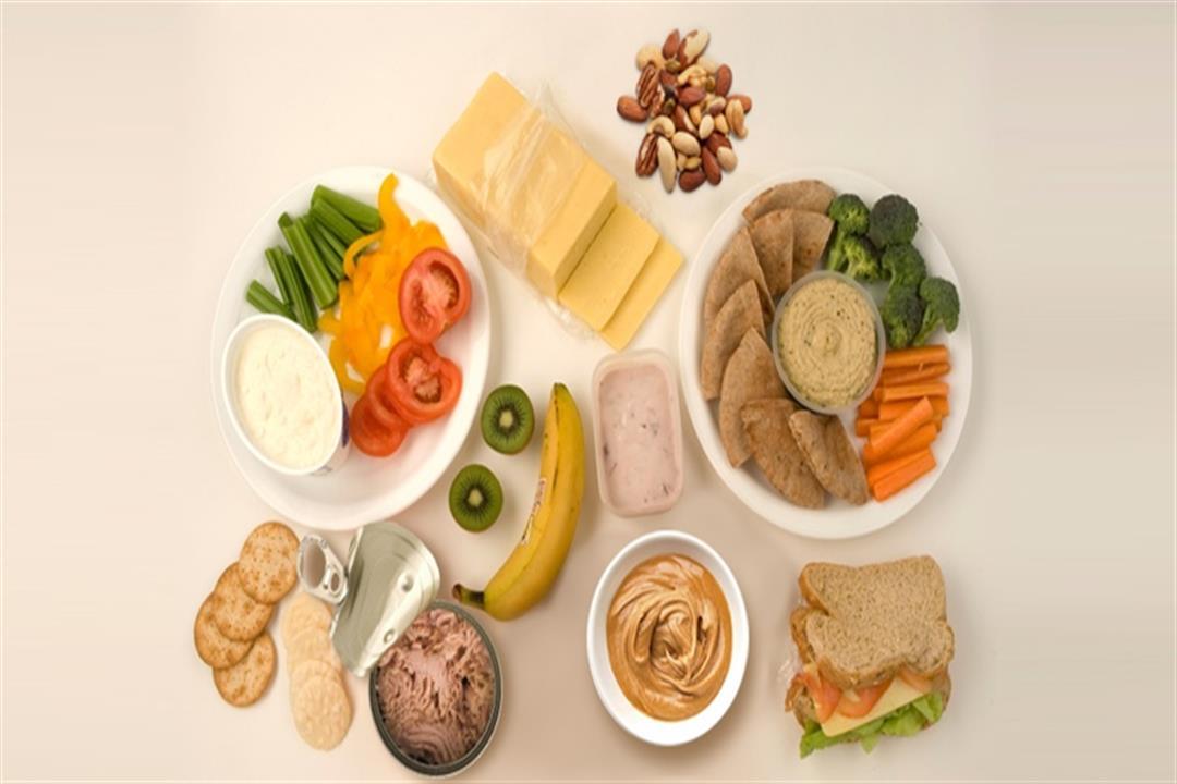 الأطعمة منخفضة السعرات الحرارية