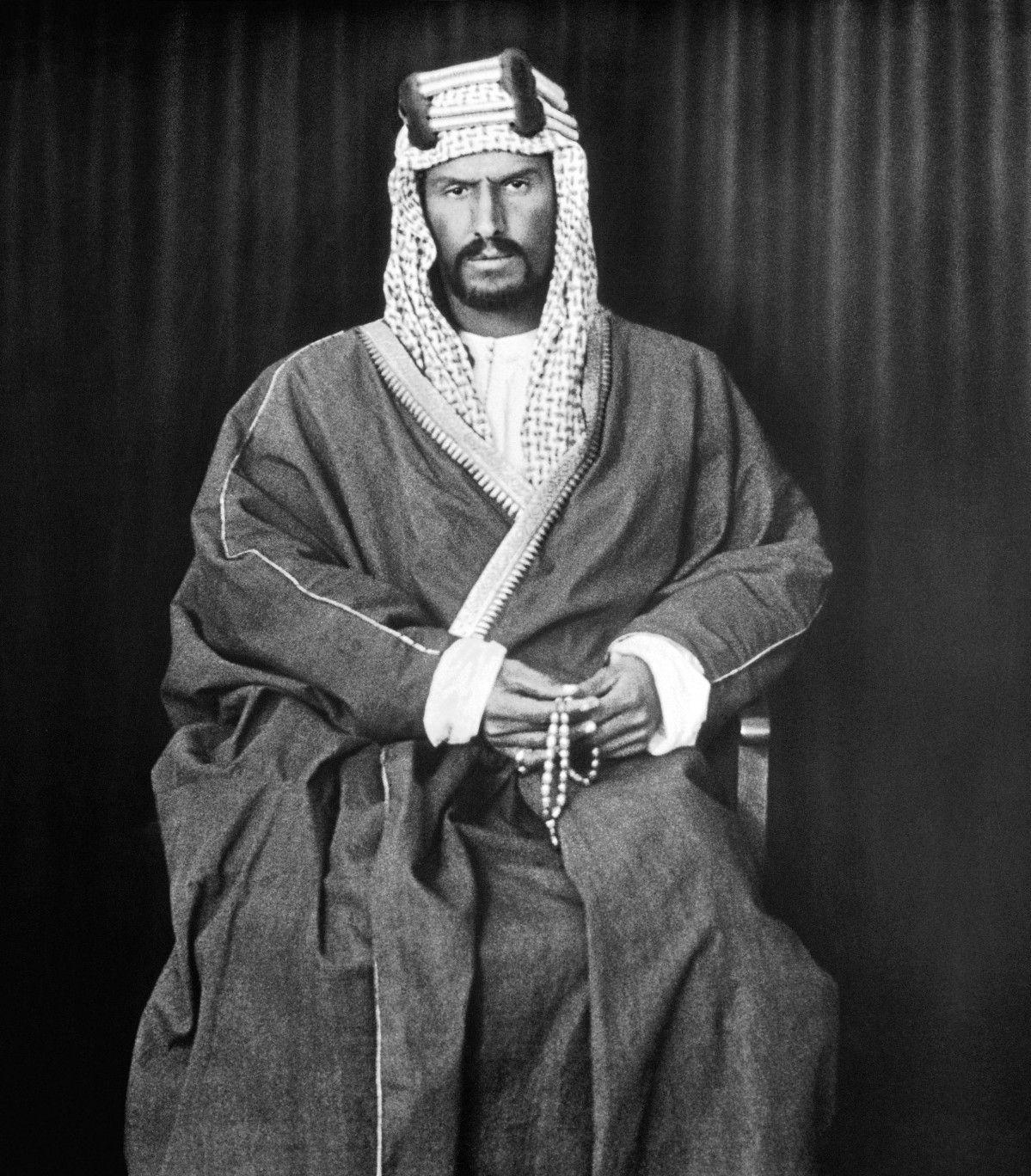 مؤسس الدولة السعودية الاولى محمد بن سعود