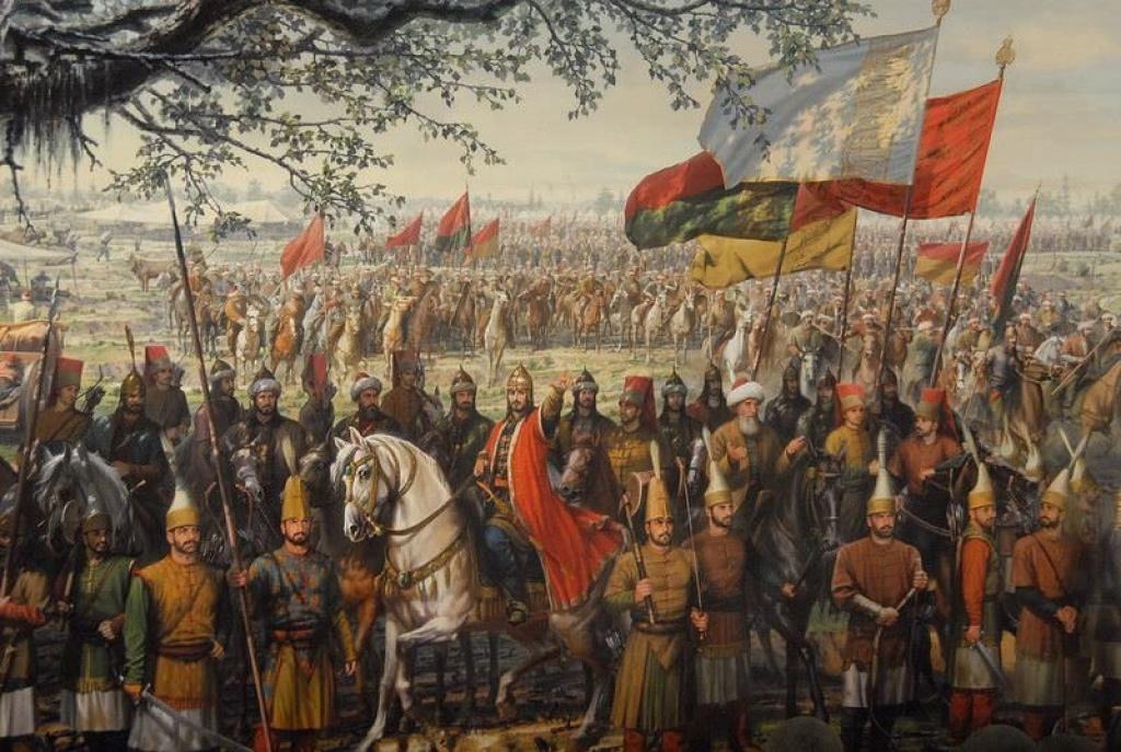 تأسيس الدولة العثمانية