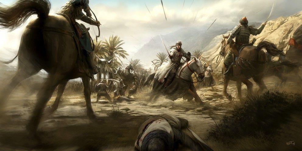 بداية ملحمة عقرباء وهل هزم المسلمون في معركة عقرباء