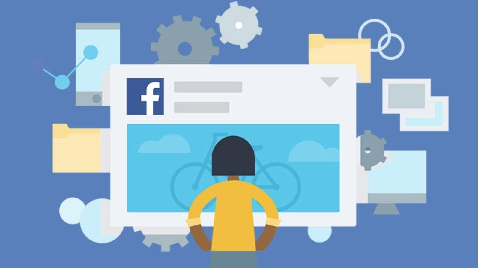 خدمات فيس بوك