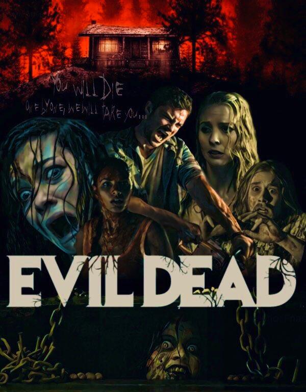 Evil Died