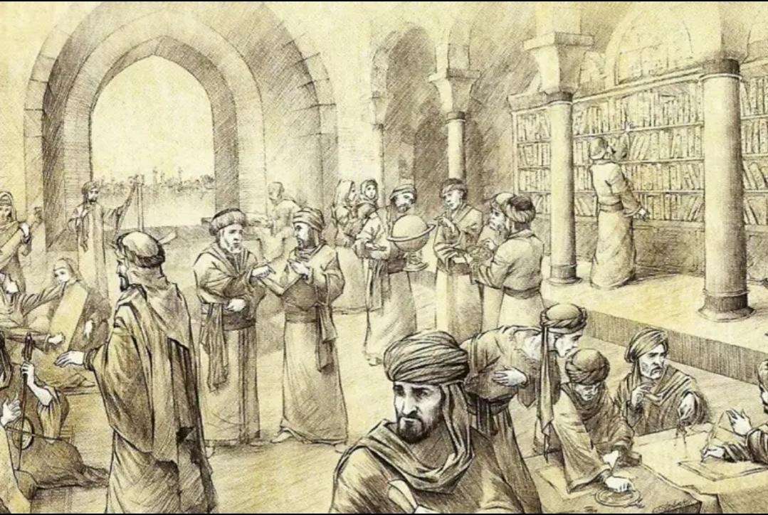 العصر الذهبي للإسلام ( عصر بغداد الذهبي )