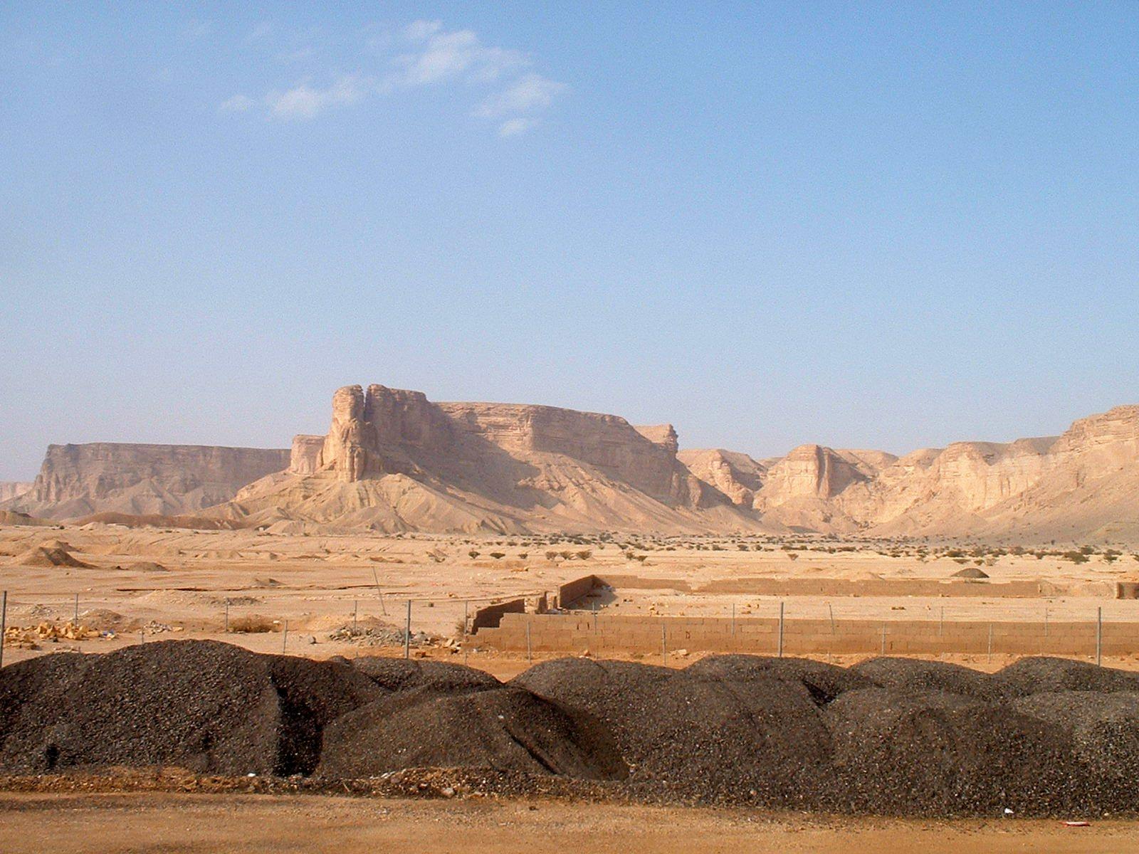 إمارات نجد قبل قيام الدولة السعودية الاولى