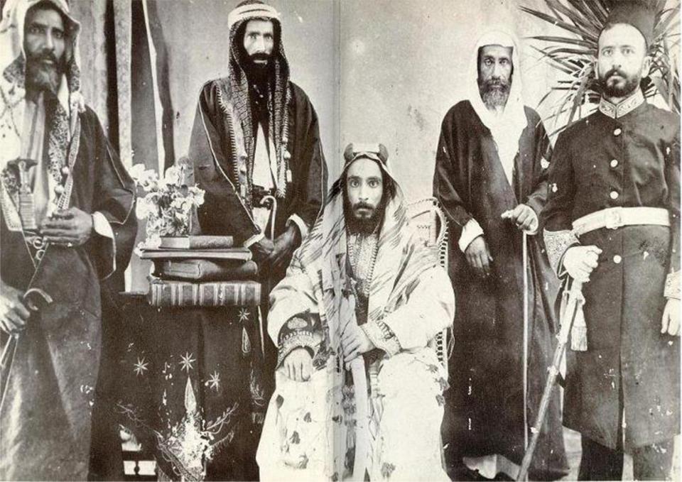 من هو مؤسس الدولة السعودية الاولى ومن اخر حكامها