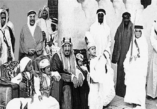ما قبل تأسيس الدولة السعودية الثانية
