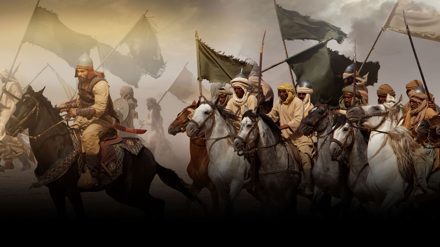 هروب عبد الرحمن بن الداخل الي قيروان