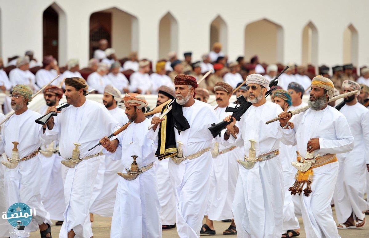 سكان سلطنة عمان