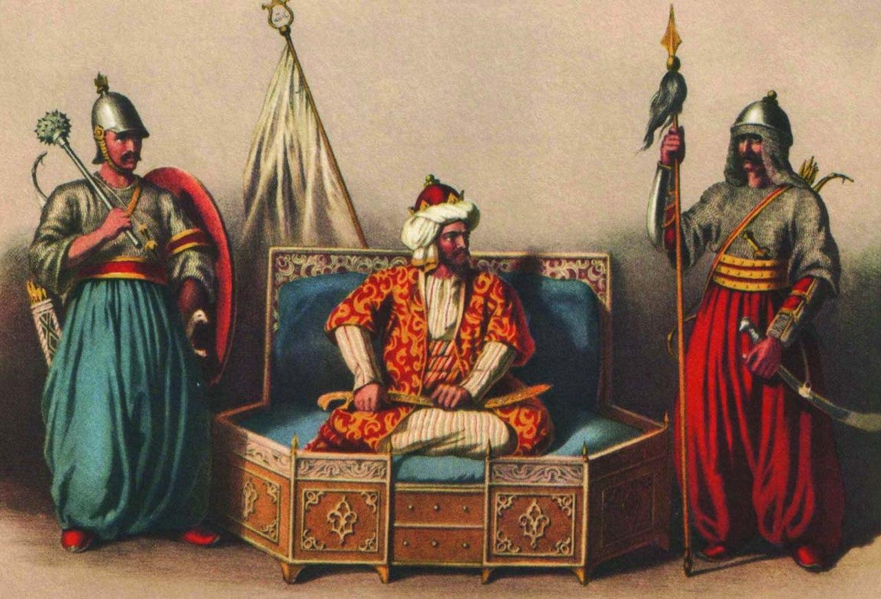 أهم إنجازات السلطان عثمان الأول